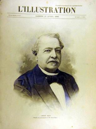 Léon Say ( 1826-1926)